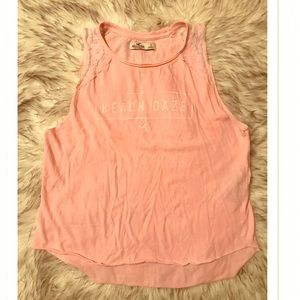 Hollister Cropped Tank
